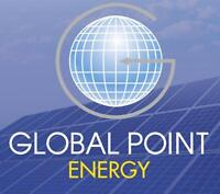 Global Point Energy - 10 kW Solar System - Installed $29,990.00*