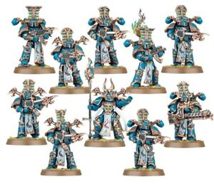 Warhammer40k: Thousand sons lot