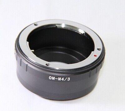 Olympus Om a Micro 4/3rds Anillo Adaptador de Lente M 4/3 Montaje...
