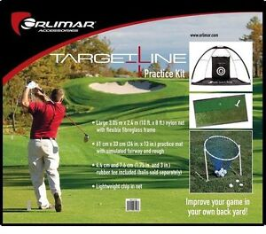 Orlimar Targetline Golf Practice Set - New in Box , never opened