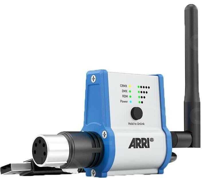 ARRI SkyLink Receiver Node - Wireless DMX512 & RDMLumenRadio CRMX