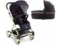 urbo 2 twilight gold 3 in 1 travel system will courier for free! (bought for £1058 2 weeks ago)