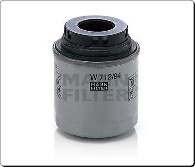 Oil Filter MANN W 712/94 AUDI A1, A3, Seat Ibiza, Skoda Fabia , Octavia,