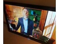 Lovely 50 inch samsung tv