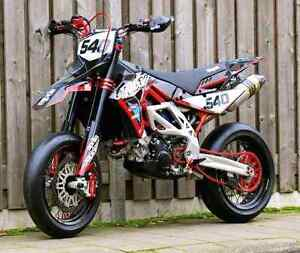 Looking for a supermoto bike