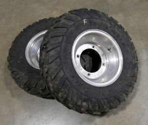 Kawasaki-Mojave-250-ATV-Front-Wheels-Tires-250-1987-2004