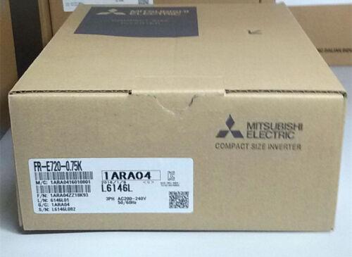 1pc New Mitsubishi  Fr-e720-0.75k