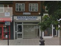 SHOP TO LET,