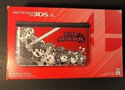 Nintendo 3DS XL Super Smash Bros RED Limited Edition NEW segunda mano  Embacar hacia Mexico