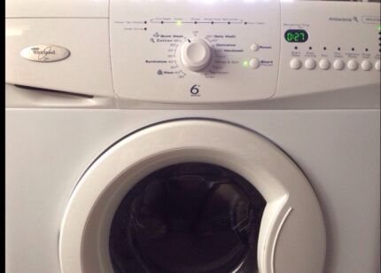 Washing machine whirlpool 7.5 kg, free delivery Nedlands Nedlands Area Preview