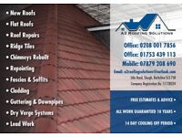 A3 roofing solutions all aspects of roofing undertaken