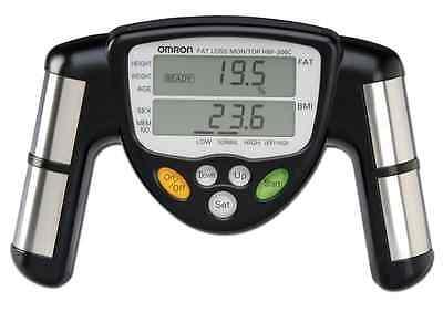 New Omron Body Fat Weight Loss Monitor Analyzer Bmi Mass Scale Digital Fitness