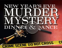 New Year's Eve Murder Mystery Dinner & Dance