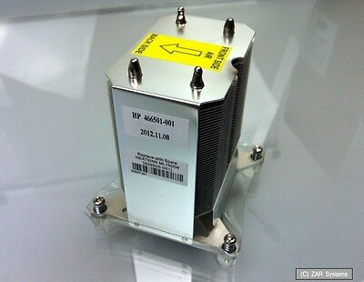 Ersatzteil: HP 509505-001 Heatsink für ProLiant ML150G6, 509547-001, 466501-001