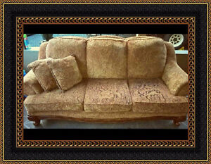 Clean no smoking home couch