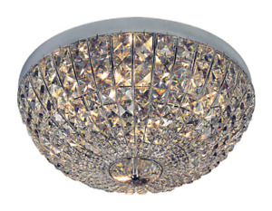 Brand New Crystal Ceiling fixture