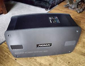 Noma 1800 Watt power backup