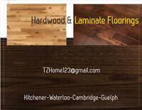 Hardwood & Laminate Floorings - TZHome Improvements