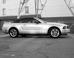 2005 Mustang V6 Convertible Automatic. Very Clean Nego