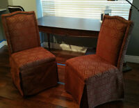 Parsons Dining Chairs - Set of 6 - Bombay Furniture Company