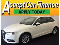 Audi A3 2.0TDI ( 150ps ) ( 13MY ) 2013MY SE FROM £57 PER WEEK!