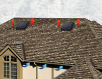Shingles need replacing?? Call us for a free estimate