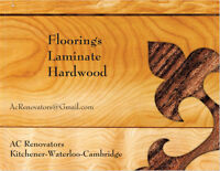 Laminate & Hardwood - Premium Quality Work
