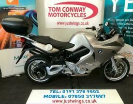 BMW F800ST - ABS, 2009(09), 14,383 MILES, FSH, IMMACULATE MOTORCYCLE, £3495