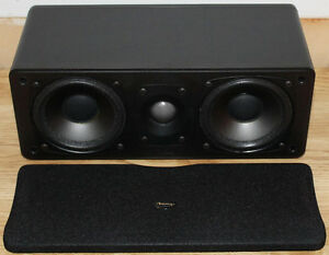 Mirage Center Channel Speaker  Model AVS100