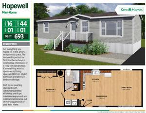 Hopewell Mini Home by Smart Homes Ottawa!