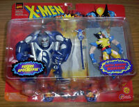 TOYBIZ MARVEL DOUBLE PACK - LTD. (1997) (ONLY 6,000 PIECES MADE)