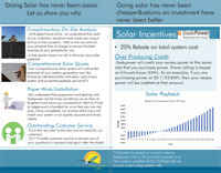 BrighterFuture Solar ; Your Neighborhood Solar Friends