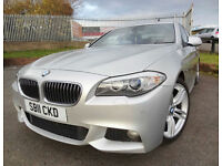 2011 BMW 520 2.0TD Auto D M Sport - One Owner - KMT Cars