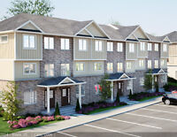Brand New Town Homes in Cambridge!