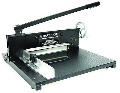 Martin Yale Commercial-quality 200-sheet Paper Cutter - 7000e Paper Cutter New
