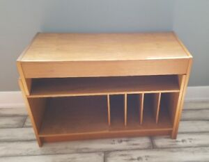 Teak Stereo /TV Stand for sale