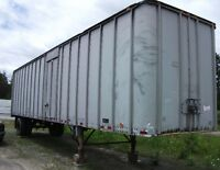 Haul my semi-trailer with your tractor (Sutton-Kirkland Lake)
