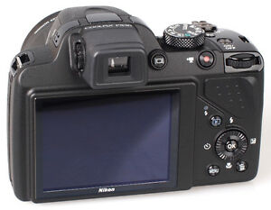 Nikon Coolpix p530 for sale used 3 times! Cheap Peterborough Peterborough Area image 3