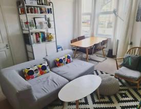 Ikea LAPPLJUNG RUTA black and white geometric Monochrome rug