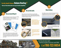 Ready for a new Roof?  Contact us to keep you Covered!