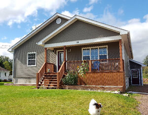 NEW 3 Bedroom, 2 Bathroom Home in Botwood Newfoundland