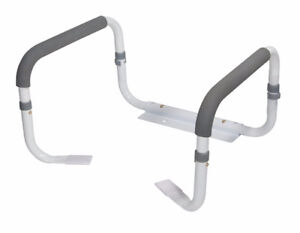 Toilet Safety Frame. Very good cond. Used for a short time.