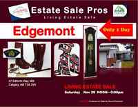 Estate Sale Calgary One Day Only!  47 Edforth Way NW