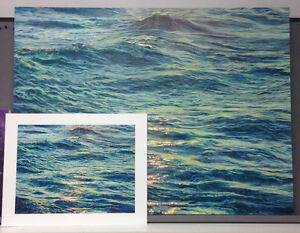 """The Sea of the Soul"" Print of Original Oil Painting Cambridge Kitchener Area image 2"