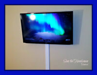 TV Installation Services Montreal