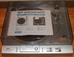 Record Players / Turntables for Parts or Repair