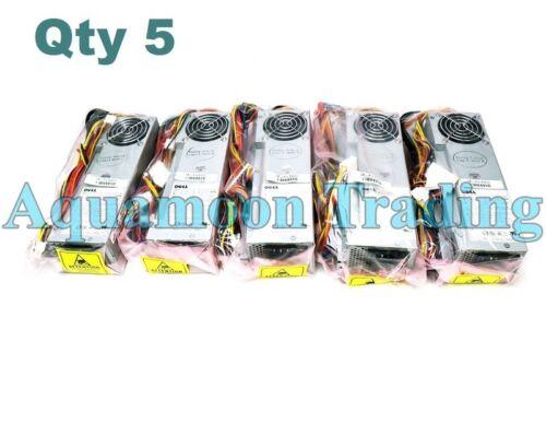 5 LOT Dell 250W Dimension 4300 4400 4500 4600 Power Supply PSU M0148 CN-0M0148