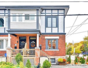 Hintonburg house, centrally located 3 bed