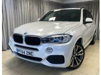 2015 64 BMW X5 3.0 XDRIVE30D M SPORT 5D 255 BHP DIESEL
