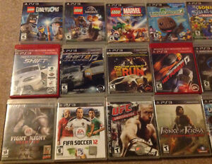 CHEAP GAMES ON PS3 FOR SALE